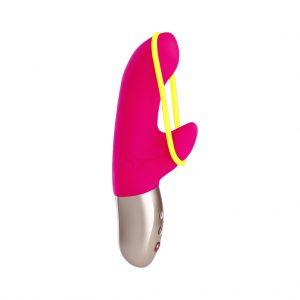 amorino rood vibrator g-psot clitoris fun factory