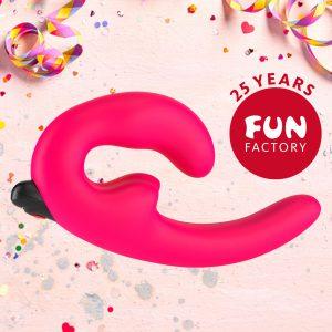 sharevibe korting 25 jaar fun factory