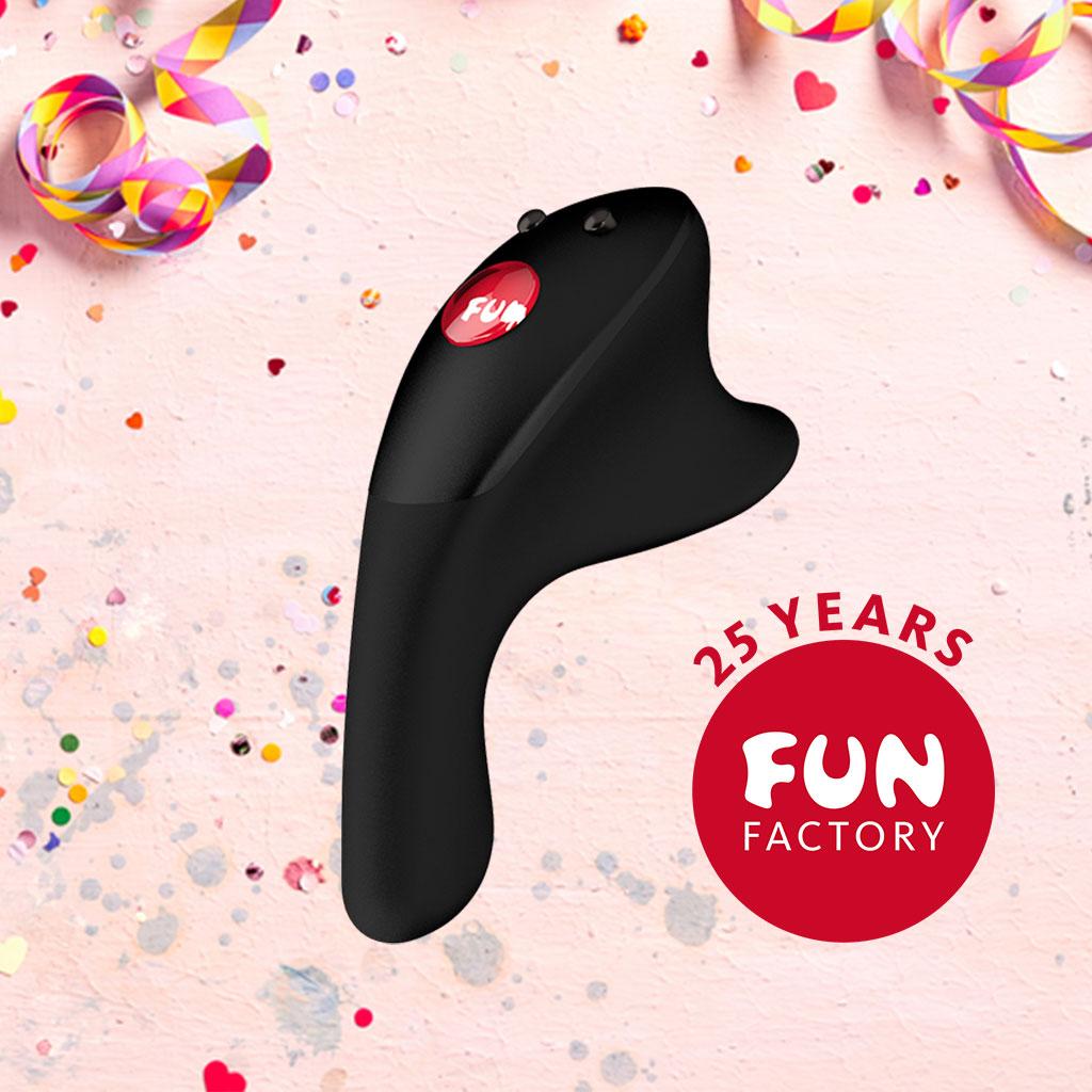 BE · ONE – Fun Factory Voorspel Vibrator
