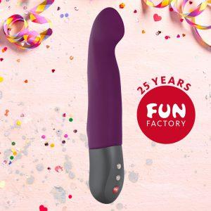 stronic g stotende vibrator pulsator fun factory korting