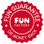 fun factory garantie logo