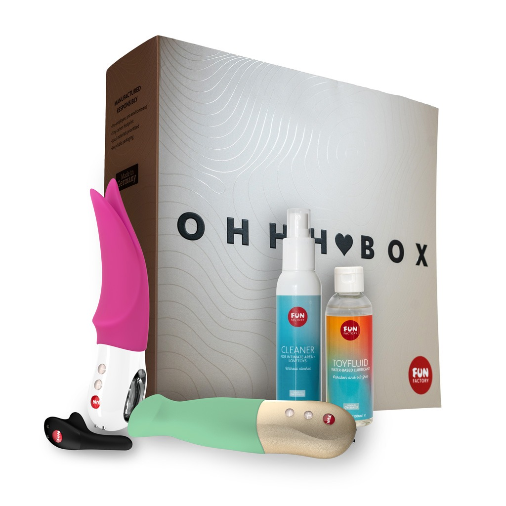 OHHH BOX – Fun Factory